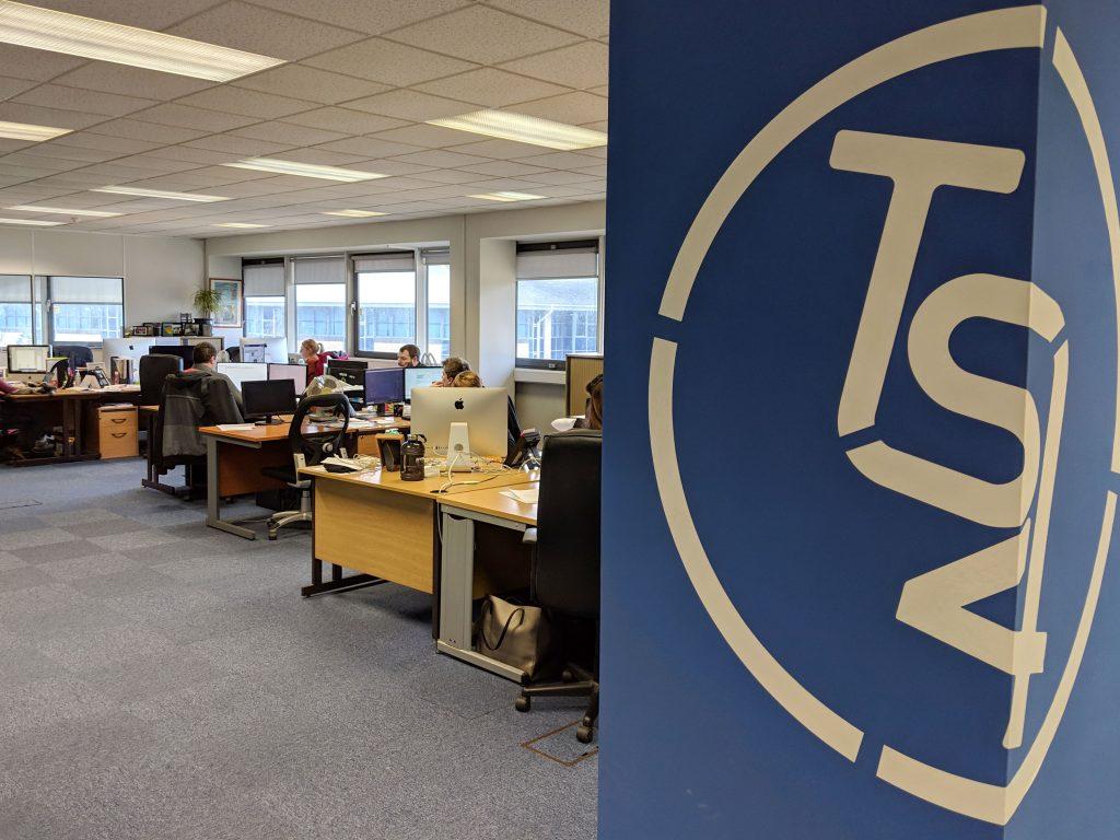 The Studio 4 office