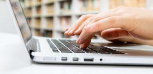 Typing copy on keyboard