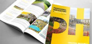 Horticulture and Landscape design magazine
