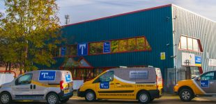 Telford Group Vehicle Graphics